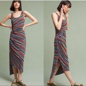 Bailey 44 Anthropologie Luca maxi dress striped